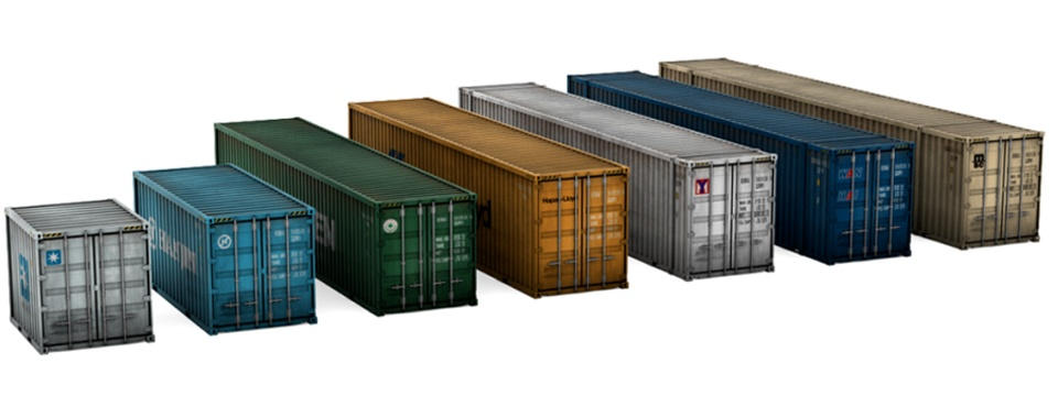 Containers. Any Type. Sell, Buy, Rent or Lease.