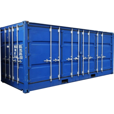 20ft Full Side Access Container