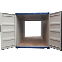 20ft Double Doors Container