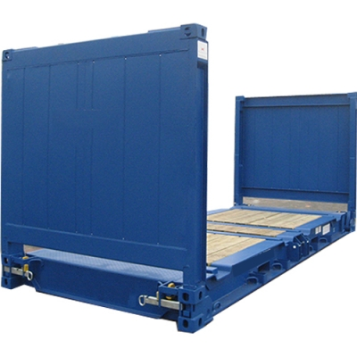 20ft Flatrack Container